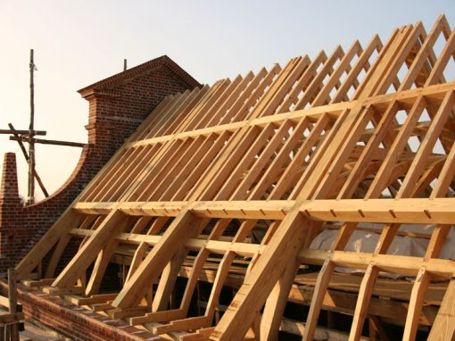 Historic Roof Reconstruction